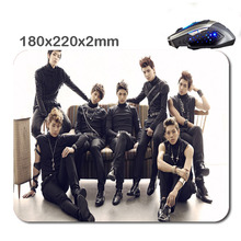 UNIQ Hot Sell 2016 New Arrivals Customized Non-Slip Rubber 3D Printer Gaming laptop Rubber Durable Nice Mouse mat 220*180*2mm