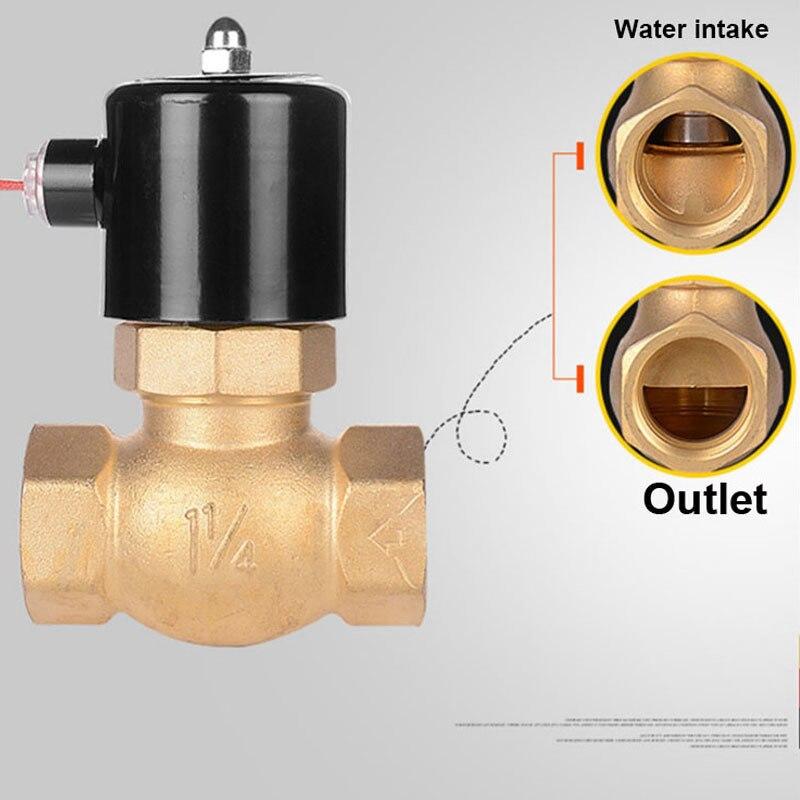 Within Thread I Steam Temperature Electromagnetism Valve 180 Degree High Pressure 16 Kg. Forerunner Type цены онлайн