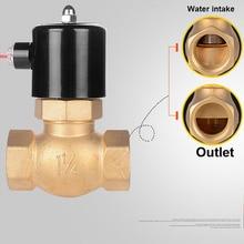 Within Thread I Steam Temperature Electromagnetism Valve 180 Degree High Pressure 16 Kg. Forerunner Type