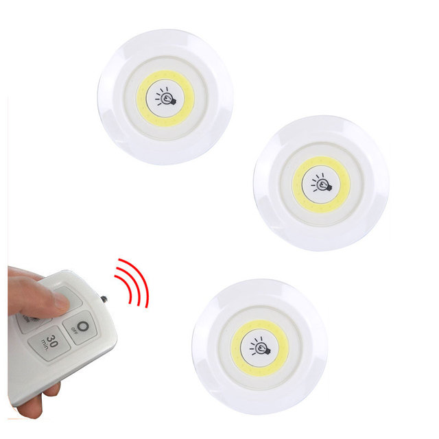 Swell Anyige Cob Led Night Light With Infrared Remote Control Use Aaa Wiring Cloud Scatahouseofspiritnl