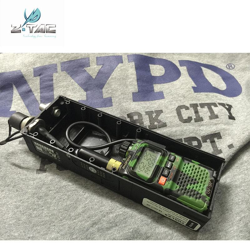 Fone de Ouvido Ptt Midland Z-tac z Tactical