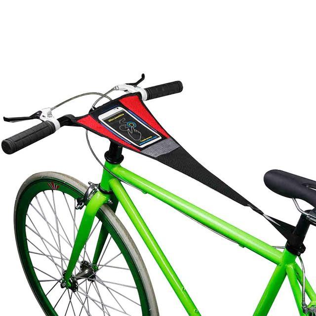 Mounchain Waterproof Elastic Riding Bicycle Sweatproof Network Strip ...