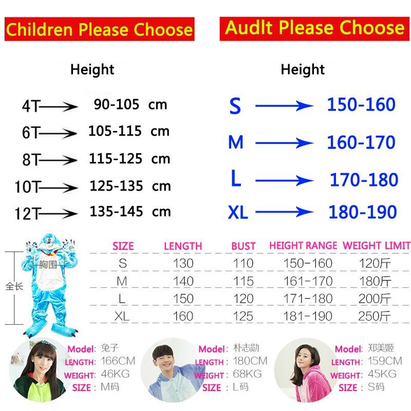 Homewear Erwachsene Kinder Pyjamas Pikaqiu Minions Cosplay Unisex - Kinderkleidung - Foto 3
