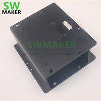 SWMAKER X каретки экструзии для X-Carve 3D резьба обновление Shapeoko 2 алюминиевая Карета для NEMA17/23 двигателя