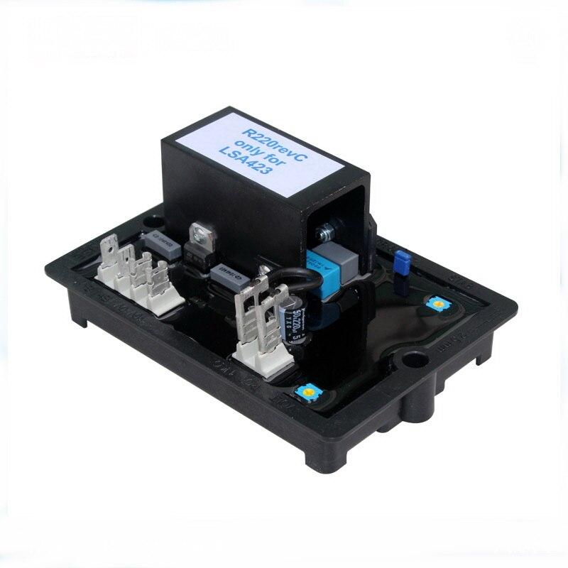 automatic voltage regulato avr for generator alternator  AVR R220automatic voltage regulato avr for generator alternator  AVR R220