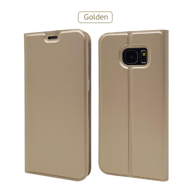 Cover For Samsung Galaxy S7 Edge Case Flip Wallet Coque For Samsung S7 Edge Case Flip Leather Cover S7 S 7 Edge Cases
