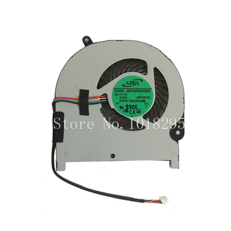 New Laptop CPU Cooling Fan for Toshiba P55W-C P55W-C5200D