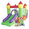 Горячие Продажи Надувной Замок Надувные Прыжки Замок Для Детей Лозы Надувной Бассейн И Слайд