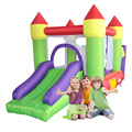 Hot Sale Bouncy Castle Inflatable Jumping Castle For Kids Withe Inflatable Pool And Slide