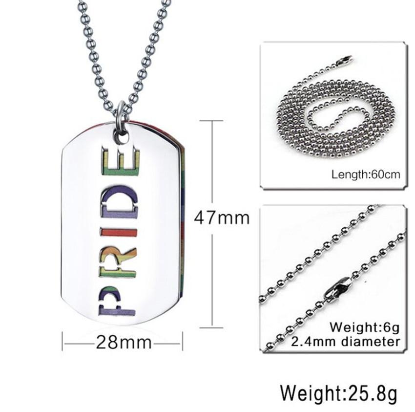 Edelstahl Quadrat Anhänger Kugelkette Halskette für Männer Brief ...