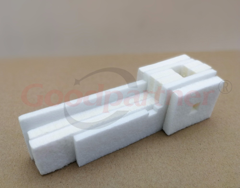 Waste Ink Tank Pad Sponge for Epson ME101 ME303 ME401 L300 L301 L303 L310 L350 L351 L353 L358 L355 L111 L110 L210 L211 L313 L363 new and original scanner scan head inkjet for epson l350 l353 l363 l365 l210 l211 scanner unit ep cis module