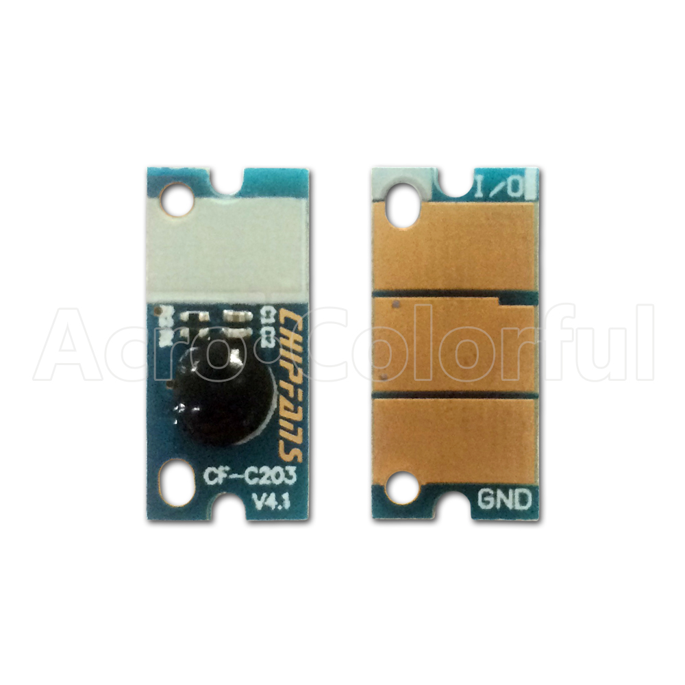 44250724 44250723 44250722 44250721 chip de Toner para OKI C110 C130 MC160 UE copiadora impressora laser cartucho de recarga