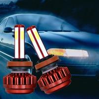 1 Pair Car Headlight Bulb H4 HB2 9003 H7 H8 H9 H11 9005 HB3 H10 9006