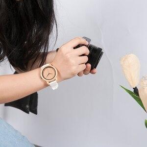 Image 4 - Relógio feminino bobo pássaro relógio feminino com banda de silicone luxo japão movimento relógios de quartzo namorada estudantes grandes presentes