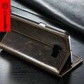 Новое поступление CaseMe Роскошного Кожаного Стенд Case Для Samsung Galaxy S6 S6edge, Для Samsung Galaxy S7 S7edge Бумажник Обложка