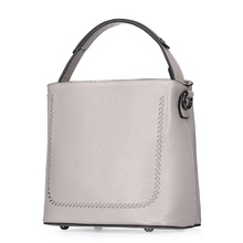 Fashion brand genuine Leather  ladies handbags European and American Style small crossbody bag