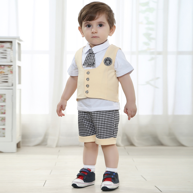 New Year Baby Wear Christening Boy Outfit Suit Clearance Sale Items Birthday Gowns Gentleman Clothing