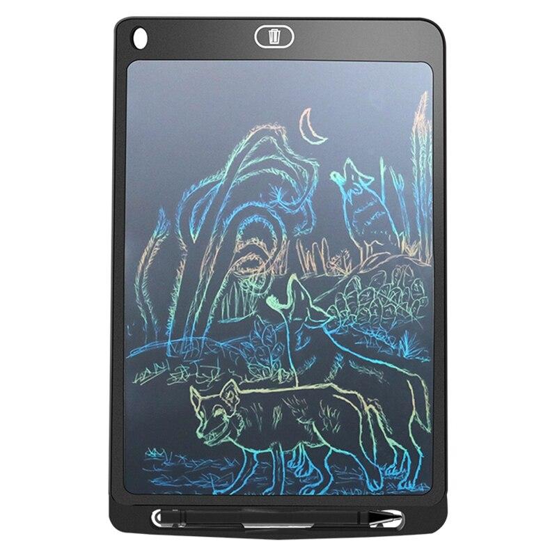Ainol Black10''LCD Multi Colors Writing Digital Pad Graphic Tablet Portable Smart Electronic Tablet Kids Toys Gift Free shipping ainol ax7 cpu mt8392 1gb ainol ax7 tablet phablet 7