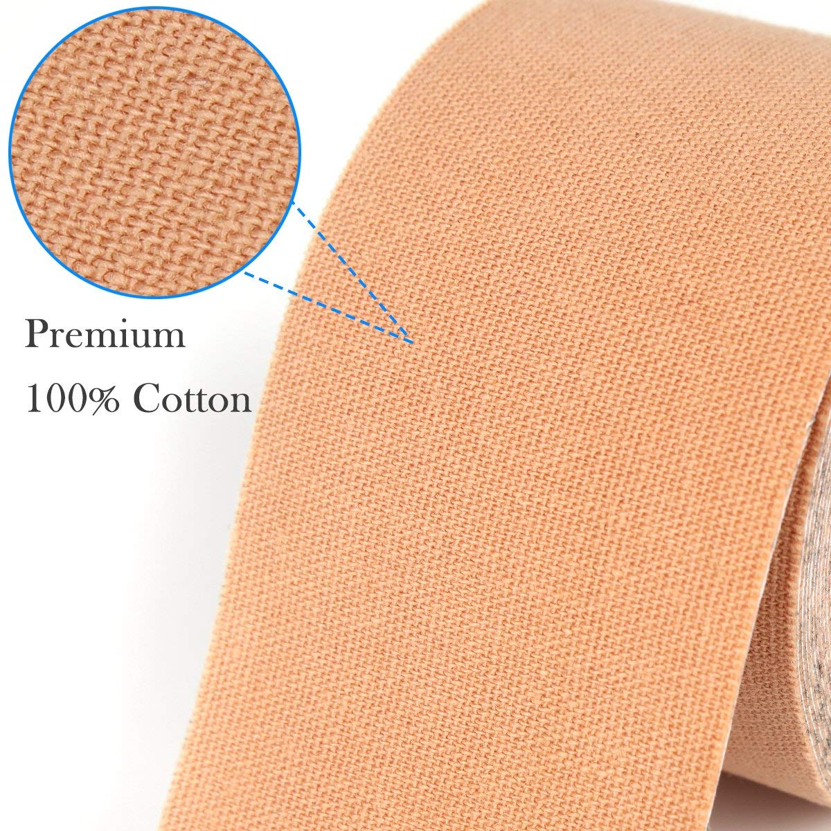 5cm*5m Kinesiology Tape Sports Reduce Pain Injury Recovery,Athletic Tape Gym Fitness Tennis Running Knee Muscle Wrap Protector 4