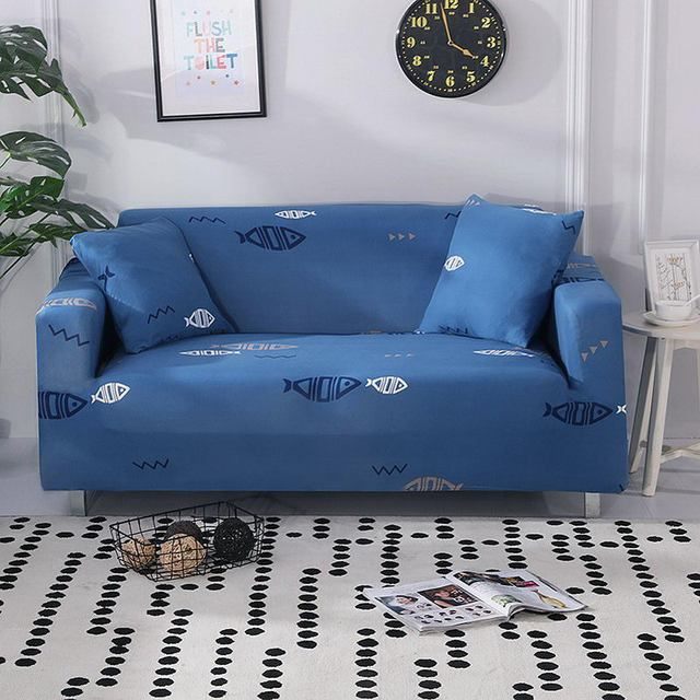 Incredible Us 7 4 31 Off Slipcover Stretch Non Slip Corner Sofa Cover Four Season Polyester All Inclusive Elastic Sofa Cushion Sofa Towel For Living Room In Onthecornerstone Fun Painted Chair Ideas Images Onthecornerstoneorg