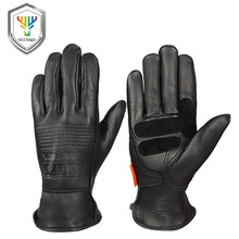 OZERO Safety Gloves Working Hand type Gloves Protective Welding Garden Antistatic Fishing Gloves Leather Work Gloves For Men 009