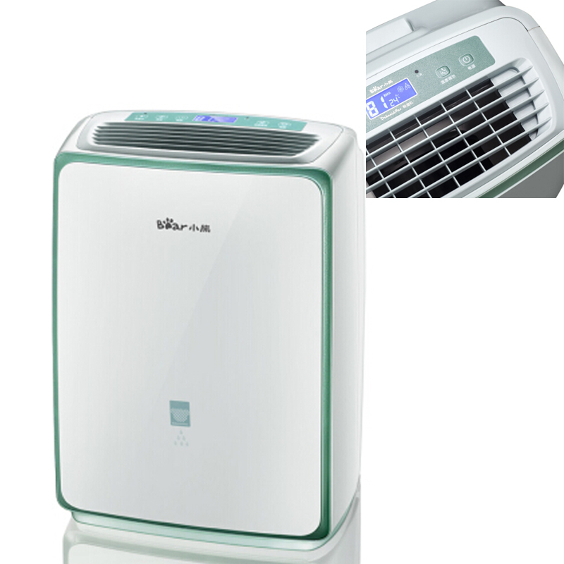 22%,Electric Reservation Air Dehumidifier Automatic Defrost/ Automatic Humidistat Control Air Dryer Anion Air Purifier 16L/D