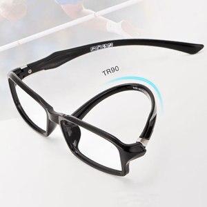 Image 2 - Reven Jate R6059 Acetate Full Rim Flexible Eyeglasses with Antislip string for Men and Women Optical Eyewear Frame Spectacles