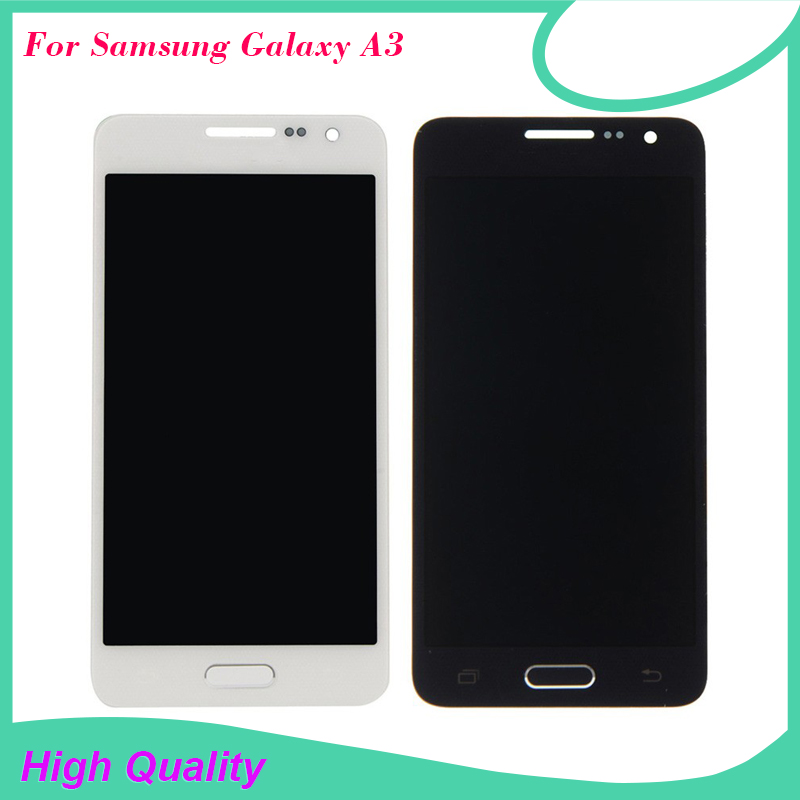 for Samsung Galaxy A3 A3000 A300X A300 A300H LCD display Screen with Touch Screen digitizer assembly full sets,Good Quality brand new lcd for samsung galaxy a3 a3000 a300 a300x a300f screen display with touch digitizer assembly