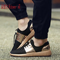 2017 Novo Verão Sapatos Respirável Dos Homens Sapatos Casuais Moda Outono Homens Formadores Sapatos Casal Sapatos de Caminhada Ao Ar Livre Casuais 35-44
