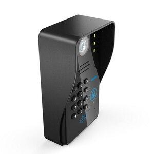 Image 3 - MAOTEWANG visiophone sans fil sans fil, système dinterphone wi fi, RFID, pour mot de passe, interphone à Vision nocturne, contrôle daccès étanche