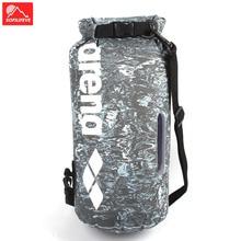 10L Waterproof Bag Storage Dry Sack Bag For Outdoor Canoe Kayak Rafting Sport Swimming Bags Travel Backpack River Trekking bag цена