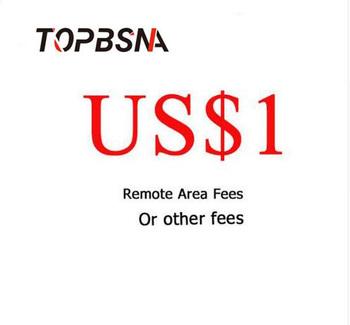 TOPBSNA zdalna opłata za dopłatę fracht lub dodatkowe koszty i tak dalej tanie i dobre opinie