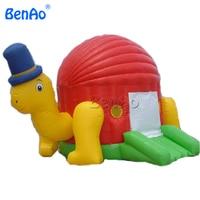U001 inflatable turtle/tortoise bouncer /inflatable jumping castle house/ inflatable castle jump bed trampoline Bouncer house