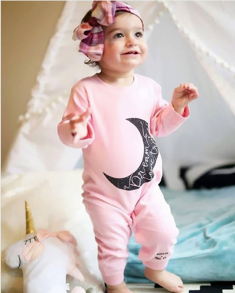 New 2017 baby girl rompers long sleeve baby girls clothes