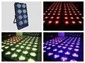 2pcs/Lot, Eight Eyes 96x1W /3w RGB LED Blinder Light 8 eyes 96pcs 1w disco dj club nightclub bar party