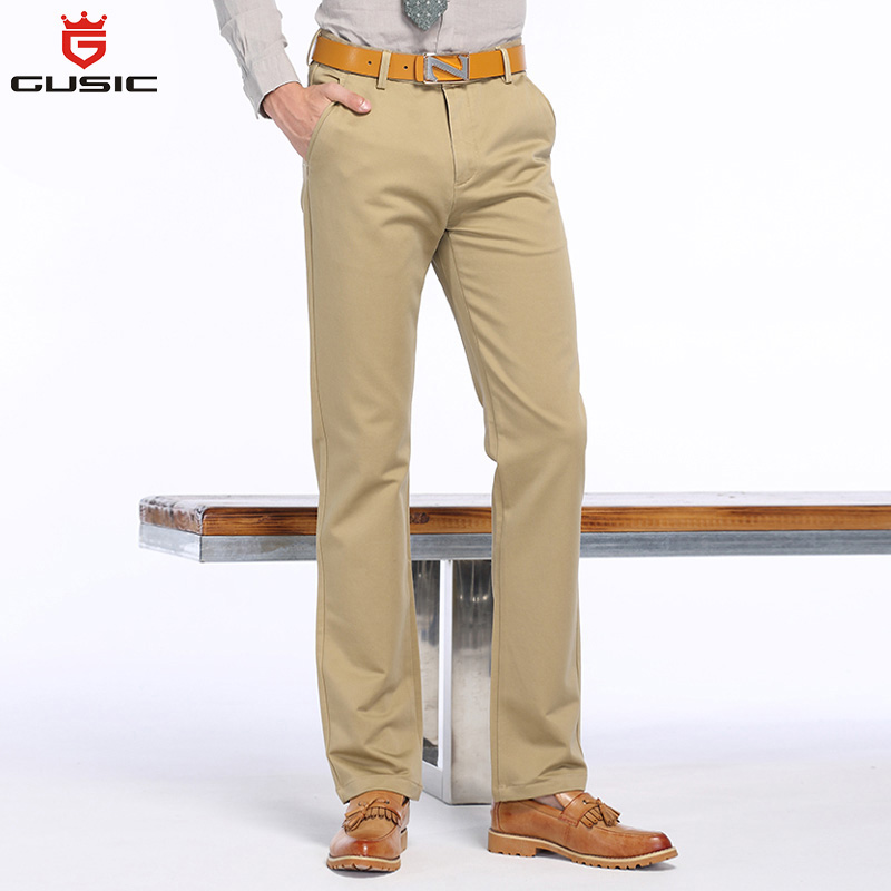 Popular Straight Fit Khaki Pants-Buy Cheap Straight Fit Khaki ...