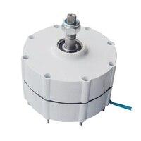 Permanente magneet generator 500 W 12 v/24vac dynamo voor wind generator synchrone lage rpm permanente magneet generator