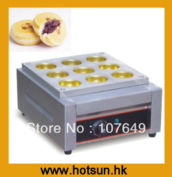 Hot Sale 220V Electric Dorayaki Maker hot sale cayler