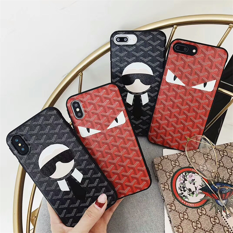 Tide Goya Little Monster Classic Style Drop-Proof Cover Iphone 6 6Plus 7 7Plus 8 8Plus X XS XR MAX Phone Cases