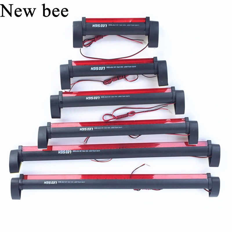 Newbee 12V Universal Red LED Car Styling Third Brake Light Bar Fog Lamp Truck Stop Tailgate High Mount Rear Roof Warning Light