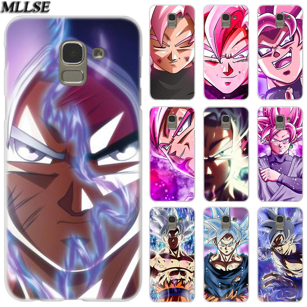 Half-wrapped Case Humor Mllse Super Dragon Ball Goku Clear Case Cover For Samsung Galaxy J2 J4 Core J3 J5 J7 2016 2017 Eu J8 J6 2018 J4 Plus J7 Prime Delaying Senility Cellphones & Telecommunications
