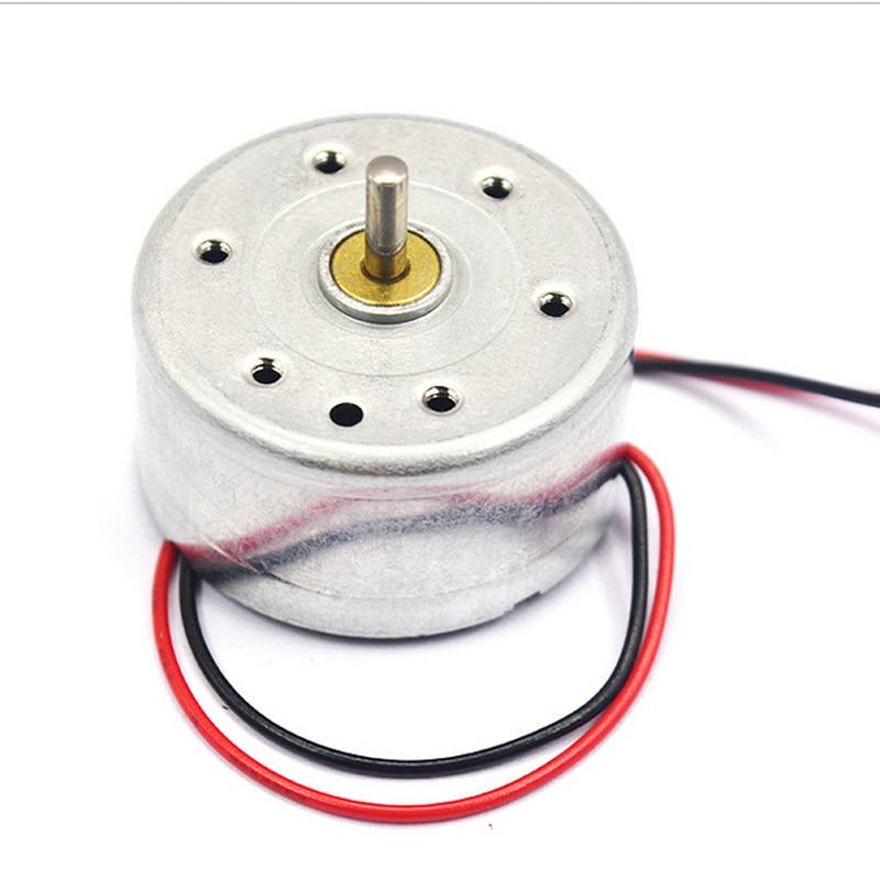 Двигатель постоянного тока micro 300 двигатель постоянного тока на солнечной батарее игрушки dc 3v 4,5 v 5v 6v для DIY Бесплатная доставка 2 шпильки ште...