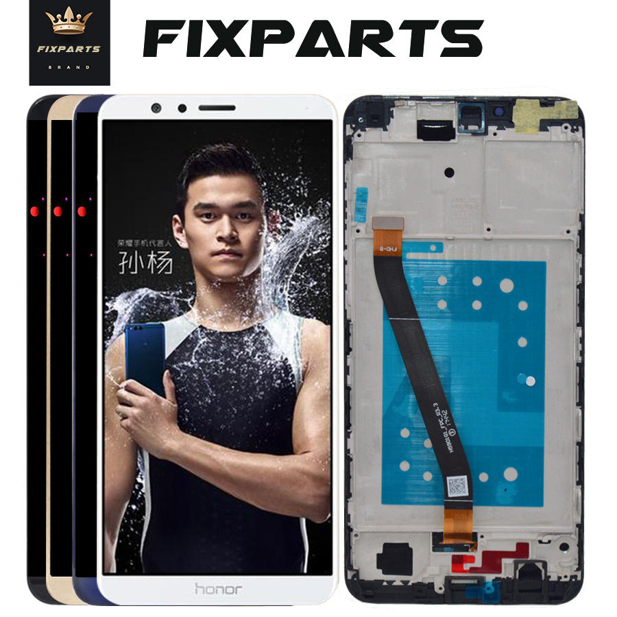 Original Huawei Honor 7X LCD Touch Screen Digitizer Assembly Honor7X Display BND-TL10 BND-AL10 BND-L21 Replacement Honor 7X Lcd