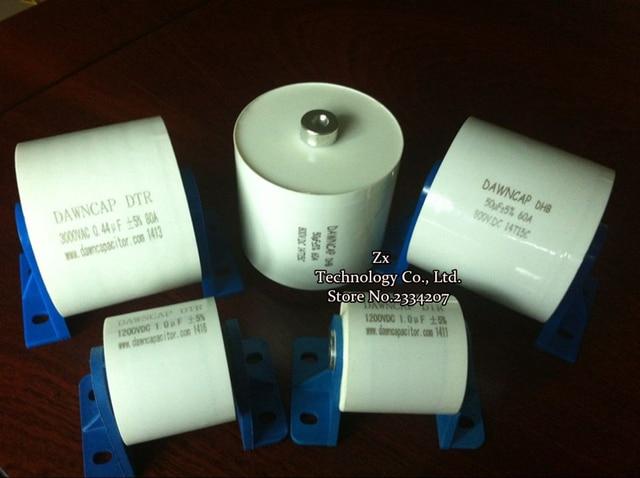 DTR MKPH-R 3000VAC 0.33 UF 5% 63*55 MM 80A de alta frecuencia condensador resonante