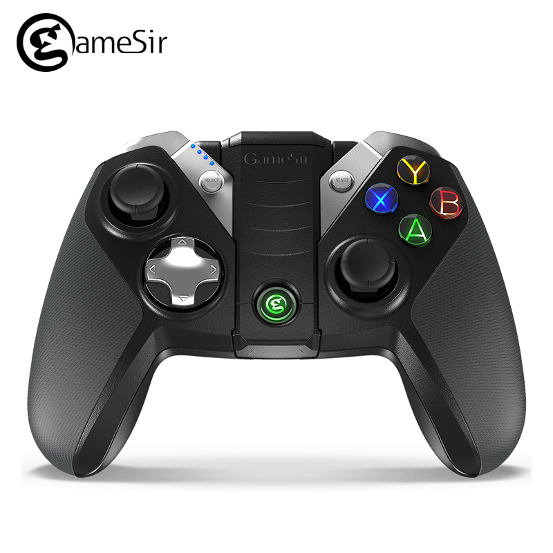 все цены на Orignal GameSir G4s Gamepad with Case Bluetooth 2.4GHz Wireless Wired Joystick PC for Android Windows PC TV BOX VR Games for PS3