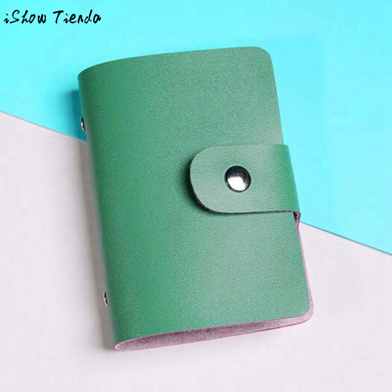 Xiniu Women Card & ID Holders Solid Color PU Leather Business Card Case Card Holder Wallet credit card holder porte carte #0 itopkris business id credit card holder for women men fashion brand metal aluminum card case pu leather porte carte