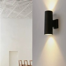 14W double direction Wall Lamp 2 gu10 LED Wall Sconce Surface Contemporary LED Wall Light outdoor up down LED Lighting