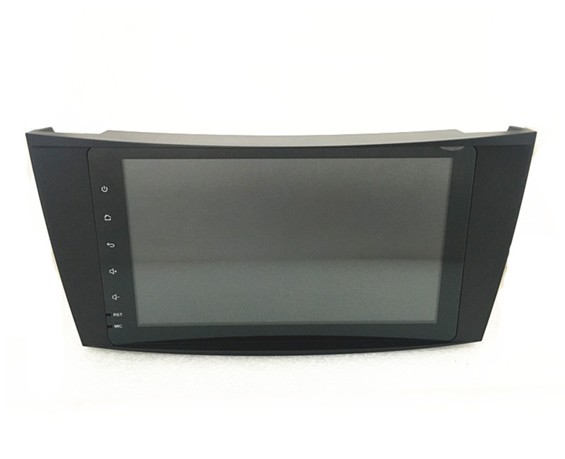 android 9.0 car radio dvd for <font><b>Mercedes</b></font>/BENZ E G class <font><b>W211</b></font> W464 CLS <font><b>GPS</b></font> NAVI E class 2002-2008 WIFI 4G bluetooth image