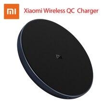 オリジナルシャオ mi ワイヤレスチャージャーチースマートクイックチャージャー QC 急速充電器 7.5 用 mi mi × 2S iPhone × 8 プラス 10 ワット三星電子 S9