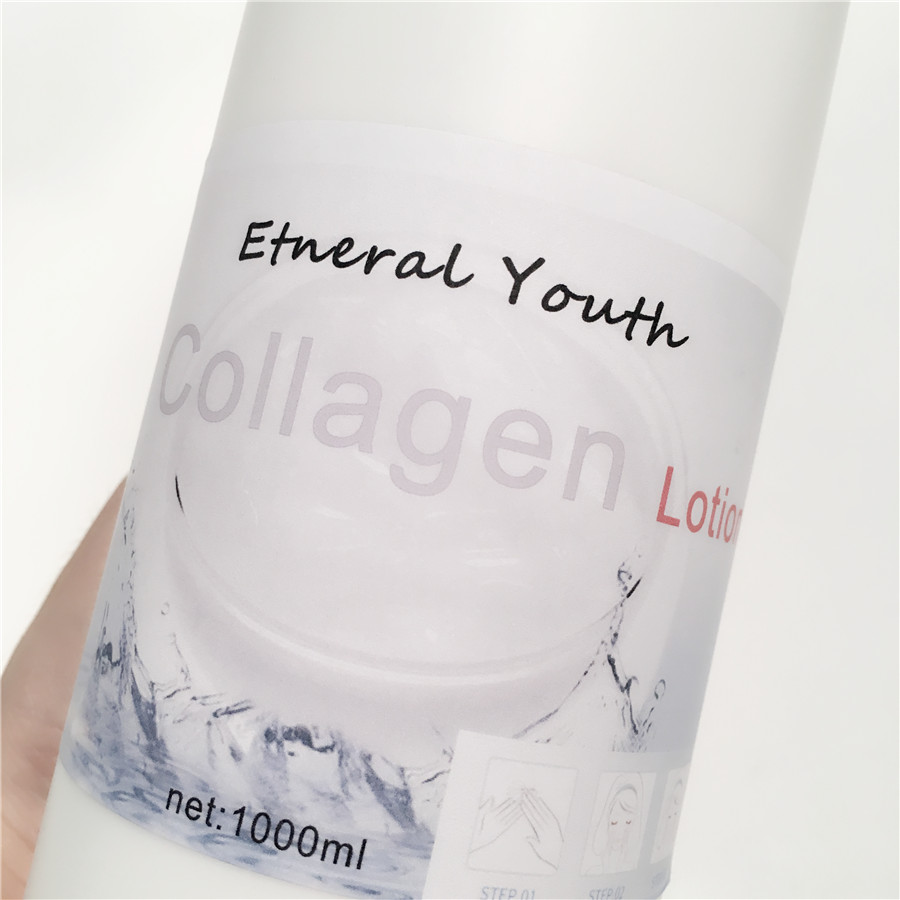цена на Fish Collagen Antioxidant Emulsion Lotion Anti-wrinkle Anti Aging Lotion Ageless Moisturizing 1000ml